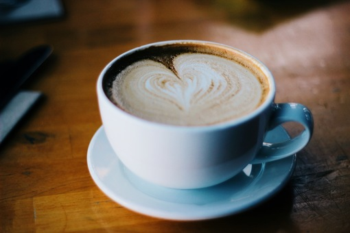 Coffee Cuccino Latte Cafe Flat White Free Photo