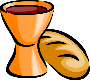 Eucharist First Communion Chalice Sacramental Bread Computer Icons
