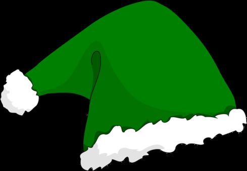 Santa Claus Clip Art Christmas Christmas elf Hat - free clipart