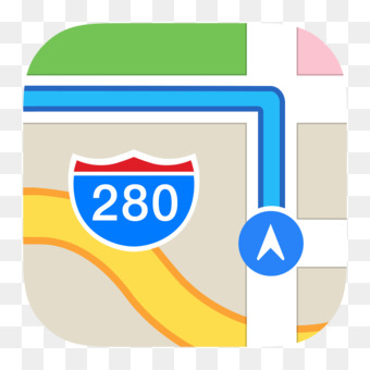 Apple Maps Google Maps IPhone Free PNG Image Apple MapsComputer - Is google maps app free