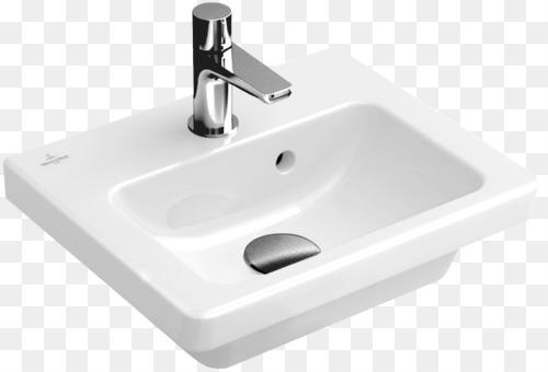 Geelong Sink Villeroy U0026 Boch Ceramic Bathroom   Free Png