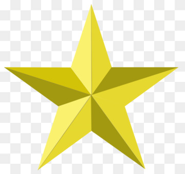 gold star presentation document download free png image star