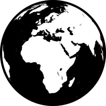 Drawing Line art Globe Earth free commercial clipart - Drawing,Line ...