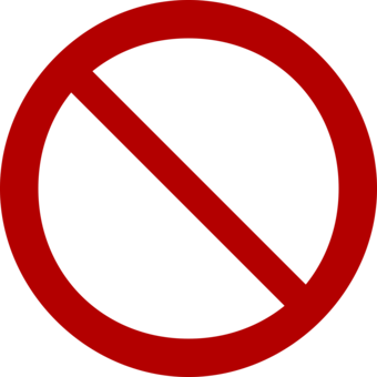 no symbol traffic sign computer icons free commercial clipart no rh kisscc0 com Funny Stop Sign Clip Art free black and white clip art stop sign