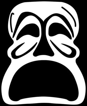 Domino Mask Masquerade Ball Carnival