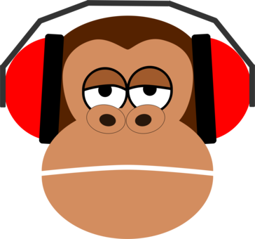 Hearing test clipart #2