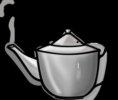 Teapot Computer Icons Kettle Cartoon Free Commercial Clipart Tea