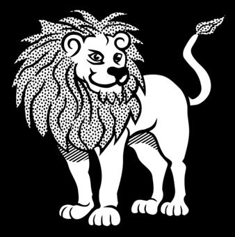lion line art drawing roar free commercial clipart lion line art