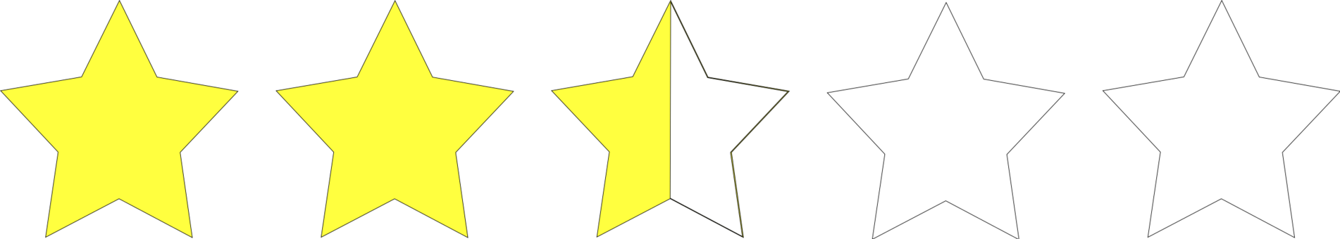 Star Computer Icons Point Document Angle Free Commercial Clipart