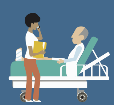 Bone Fracture Patient Computer Icons Hospital Bandage Free