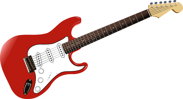 Electric Guitar Silhouette Acoustic Guitar Drawing Free Commercial