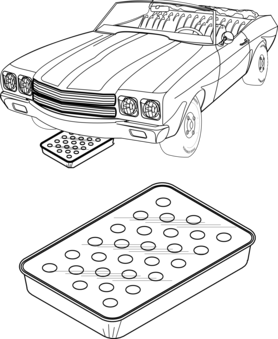 Line Art Qubodup Video Car Auto Racing Free Commercial Clipart