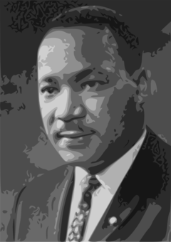 Martin Luther King Jr Day I Have A Dream African American Free