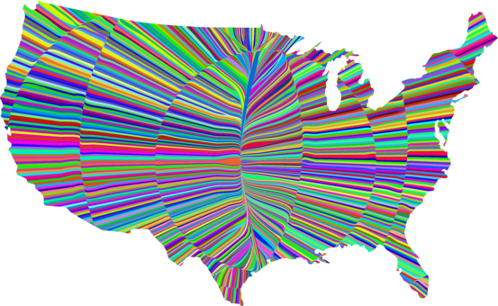 United States U S State Map Fotolia Free Commercial Clipart