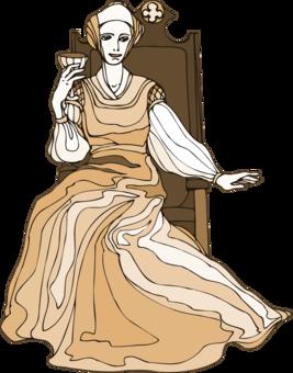ophelia and gertrude