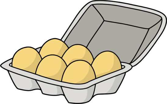 Eggshell Chicken Drawing Food Free Commercial Clipart Eggeggshell